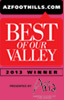 Best of the Valley 2012