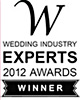 Wedding Industry Experts 2012 Award